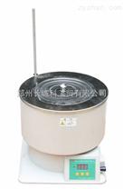 集热式恒温磁力搅拌浴HWCL-5(可做水浴和油浴锅)