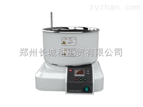 恒温磁力搅拌器HWCL-3(不锈钢水浴油浴锅)