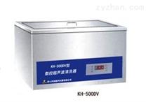 KH-600DB超聲波清洗器   40KHz臺式超聲波清洗機