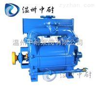 2BE型水環式真空泵,臥式真空泵