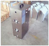 食品厂臭氧消毒机,食品厂车间臭氧发生器,移动式臭氧发生器