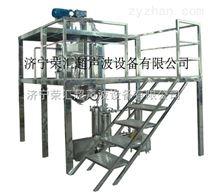 500L超聲波中藥提取罐 藥廠專用設備