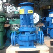 3寸立式泵,高压泵,肯富来管道离心泵GD80-40