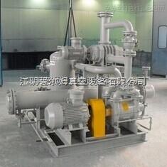 南通罗茨泵液环泵真空机组