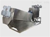 化工廠專用污泥處理設備|帶式污泥壓濾機