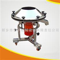 高频不锈钢振动筛分机 高频三次元振动筛 高频震动筛