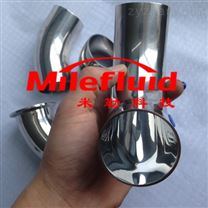 BPE不锈钢超洁净不锈钢管件,加长自动焊管件