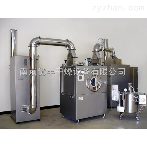 南京优丰干燥饮片机械高效包衣机