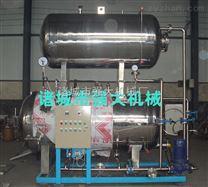 海参蒸煮灭菌设备|海产品高温灭菌釜|淋式杀菌锅