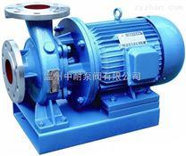 ISWH不銹鋼臥式離心泵