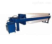 绵阳液压全自动厢式压滤机 1000型污泥处理厂专用压滤机