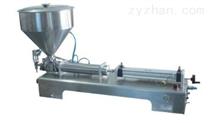 立式膏體灌裝機洗發精灌裝機