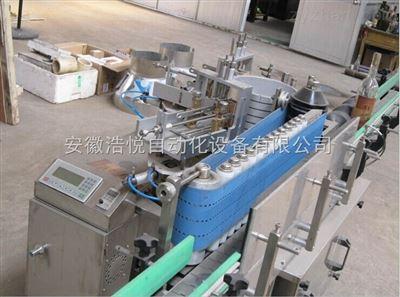 浩悦TMGL-200双头浆糊贴标机