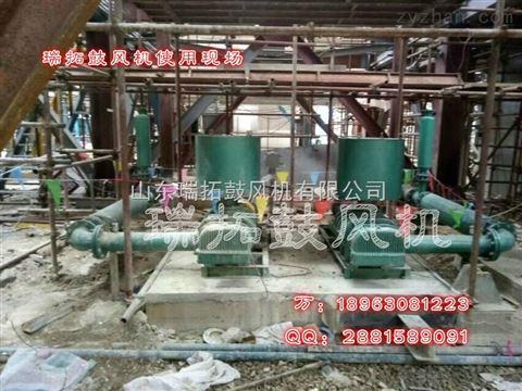 电厂脱硫脱硝罗茨风机30KW脱硫脱硝风机