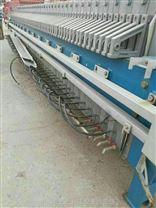 二手500平方京津程控自动厢式压滤机出售