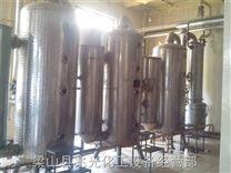 二手2吨双效三效不锈钢外循环浓缩蒸发器卖