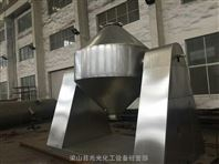 处理二手2000L不锈钢双锥回转真空干燥机