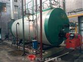 二手2吨卧式燃气蒸汽锅炉全套销售