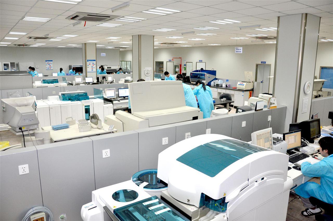 独立医学实验室已经是作为重要医疗服务机构之一的