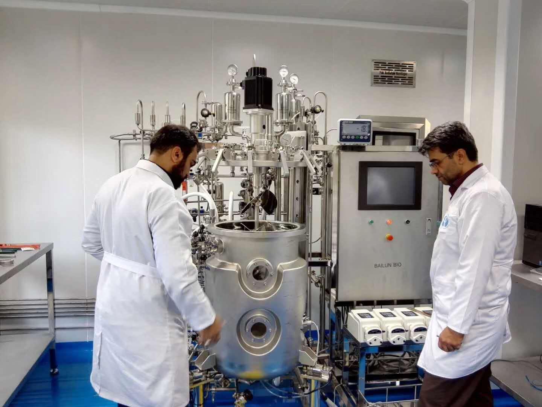 病毒类产品大规模高效生产技术等核心技术组成的大规模动物细胞培养